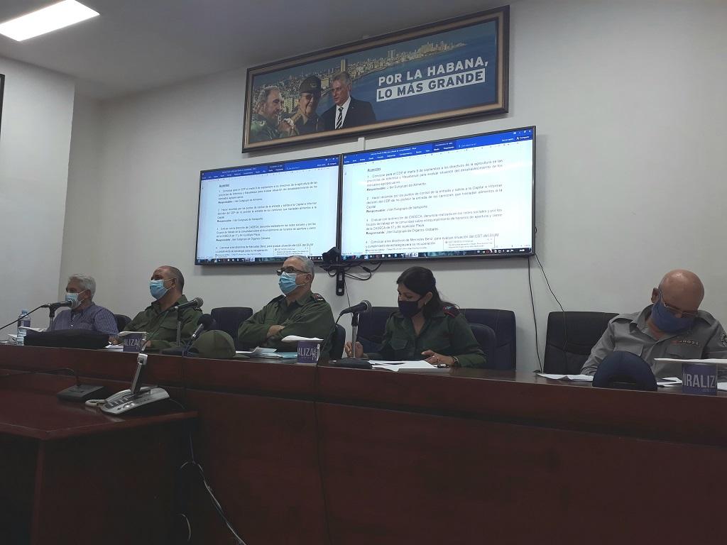 Disciplina, orden y rigor en el combate contra la pandemia en la capital