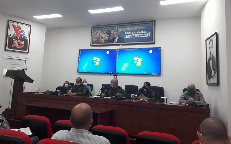 La Habana intensifica sus acciones frente a la Covid-19