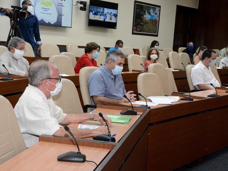 Los aportes de la ciencia cubana frente a la COVID 19: resultados que enaltecen