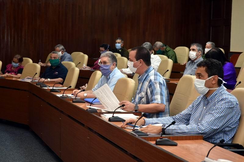 Díaz-Canel: Que las medidas que aplicamos tengan la eficiencia y el impacto que necesitamos en este momento