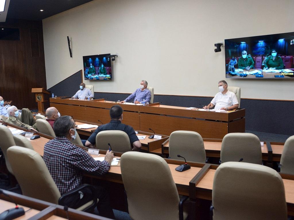 En Audio: Cuba refuerza su paso en el combate a la COVID-19