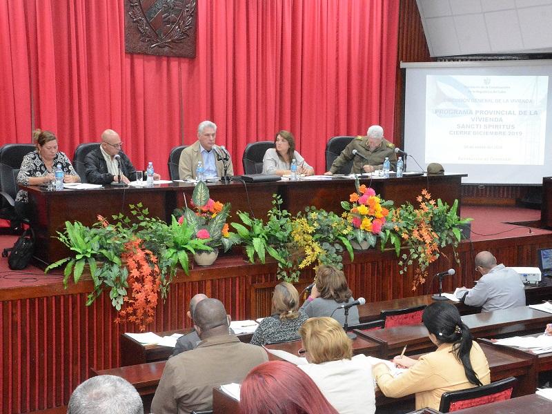 Díaz-Canel: Producir alimentos en Cuba equivale a desarrollo