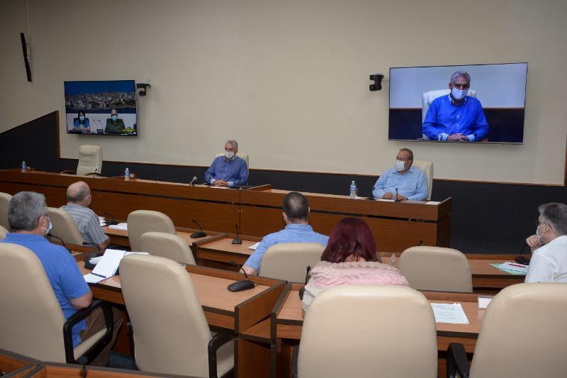 Cuba ratifica su control frente a la COVID-19 (+Audio)