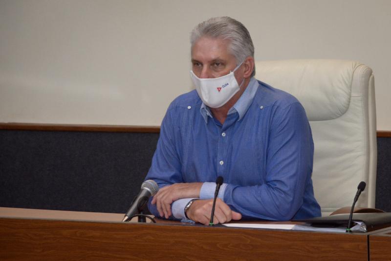 Cuba ratifica su control frente a la COVID-19
