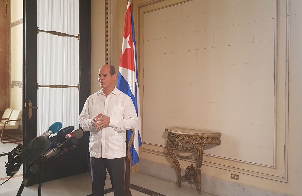 Cuba decides to maintain its status as peace guarantor in Colombia