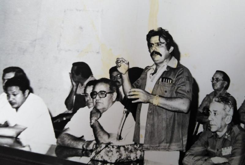 Roger Enrique Mastrapa Pérez, una vida dedicada a los CDR
