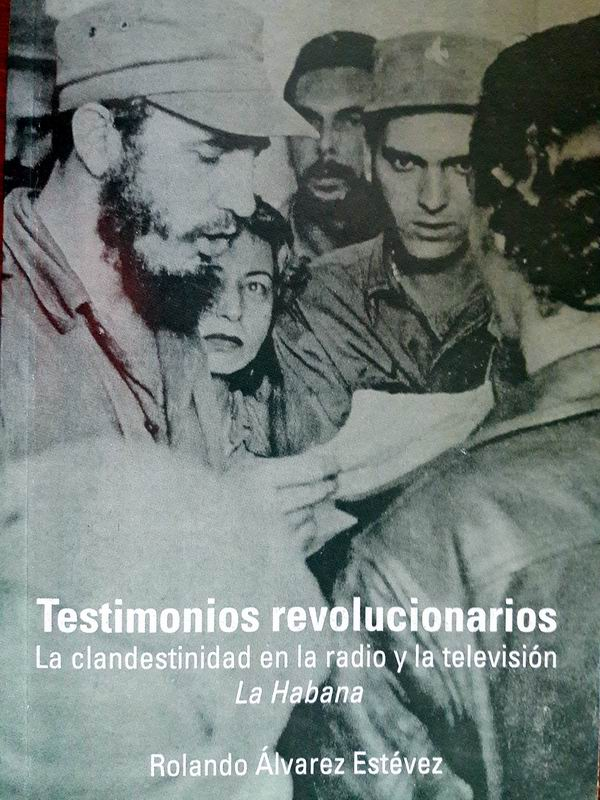 Libro de Rolando Álvarez