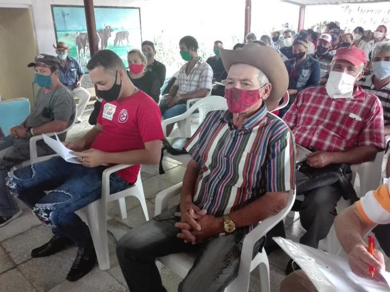 De campesinos agradecidos se colmó Sabanazo (+Audio)