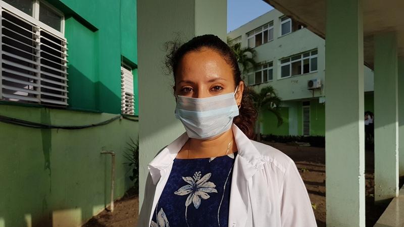 Doctora Diosmary Santana.