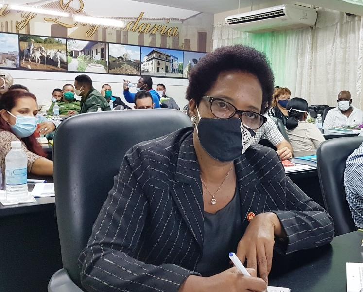 Desde Camagüey, participan diputados en sesiones del Parlamento Cubano