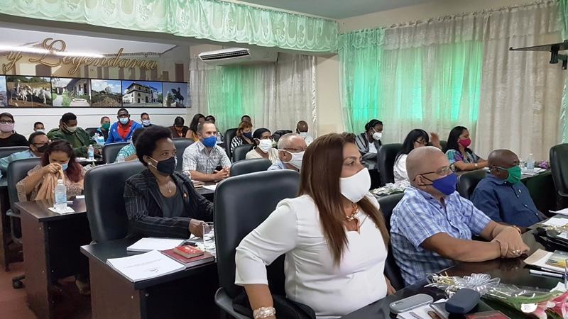 Desde Camagüey, participan diputados en sesiones del Parlamento Cubano (+Audio)