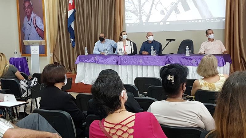 Proyecto IMPALA en la Universidad de Camagüey (+Audio)