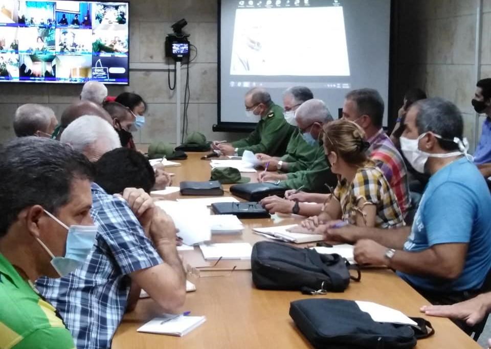 Adoptan medidas en Pinar del Río ante posible trayectoria de tormenta tropical Delta