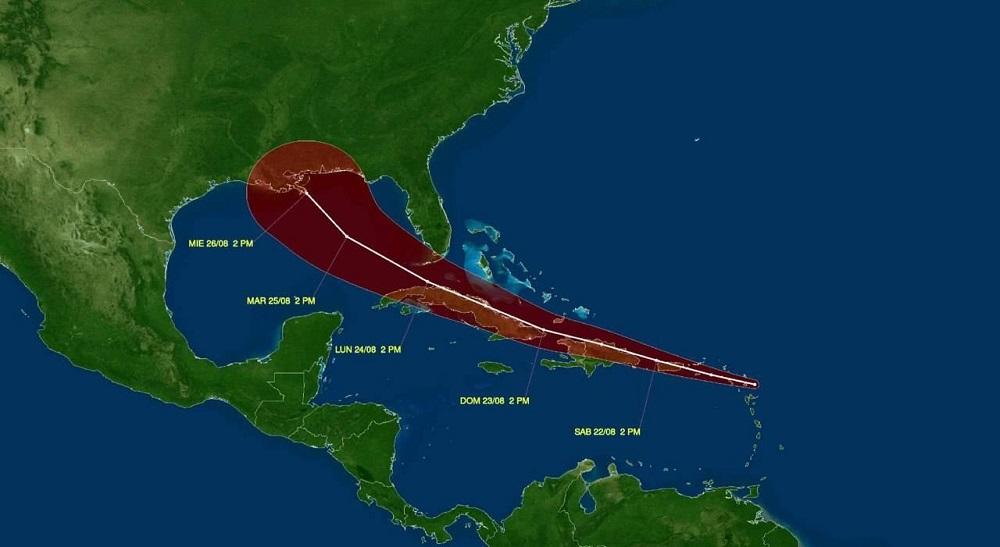 Defensa Civil emite aviso de alerta temprana sobre situación meteorológica