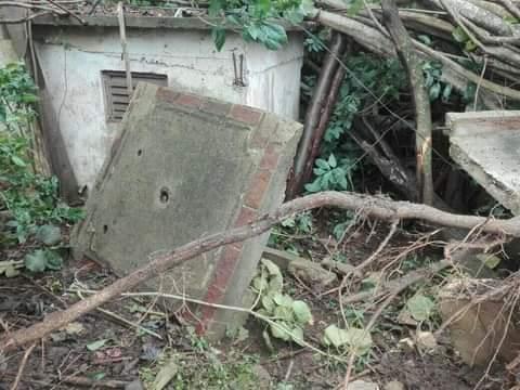 Tornado afecta viviendas y electricidad en San Cristóbal, Artemisa