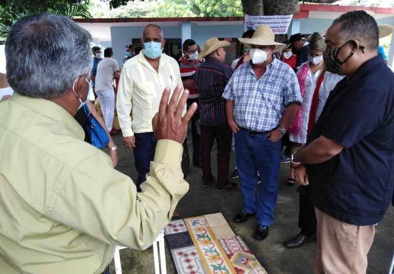 Evalúan en Las Tunas papel del movimiento obrero (+Audio)