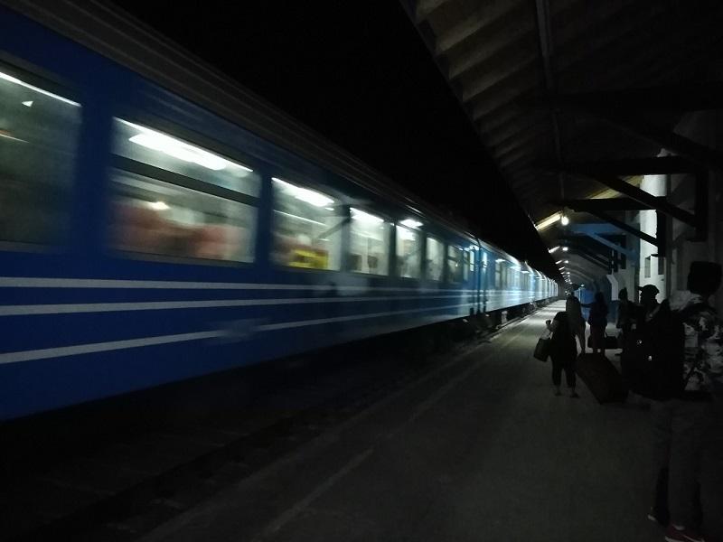 En Audio: Impactada la transportación de pasajeros por ferrocarril, pero va