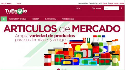 Comercio electrónico en Cuba