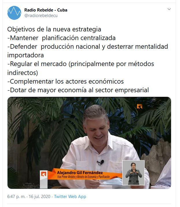 Anuncia Gobierno cubano medidas para fortalecer nuestra economía