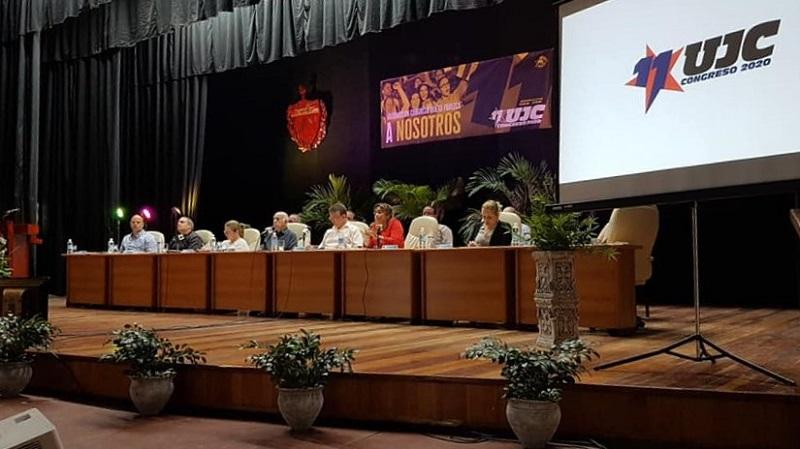 Villa Clara: Preside Machado Ventura Asamblea XI congreso UJC