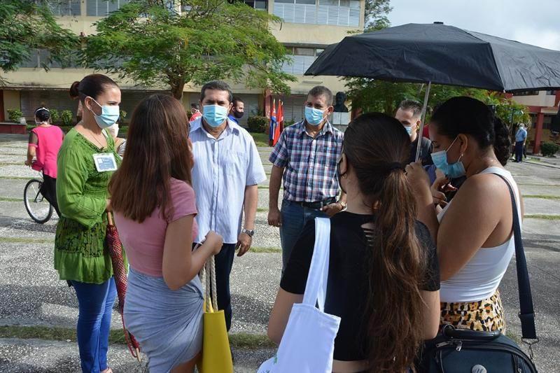 En la Universidad de Holguín, el futuro ya es hoy