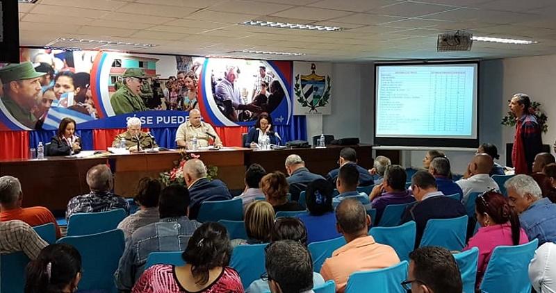 Ramiro Valdés en la Isla de la Juventud: es necesario combatir ilegalidades