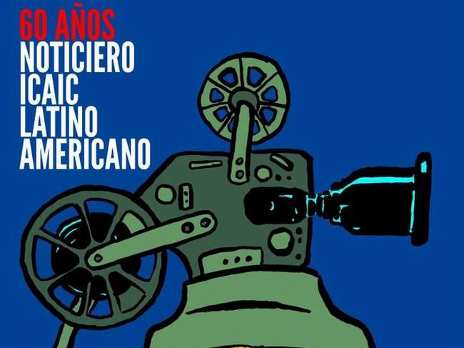 Homenaje a los 60 años del Noticiero ICAIC Latinoamericano, desde las redes sociales