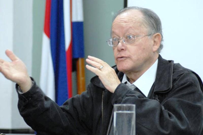 Saluda exministro de Costa Rica al pueblo cubano con motivo de la Jornada de la Cultura (+Audio)
