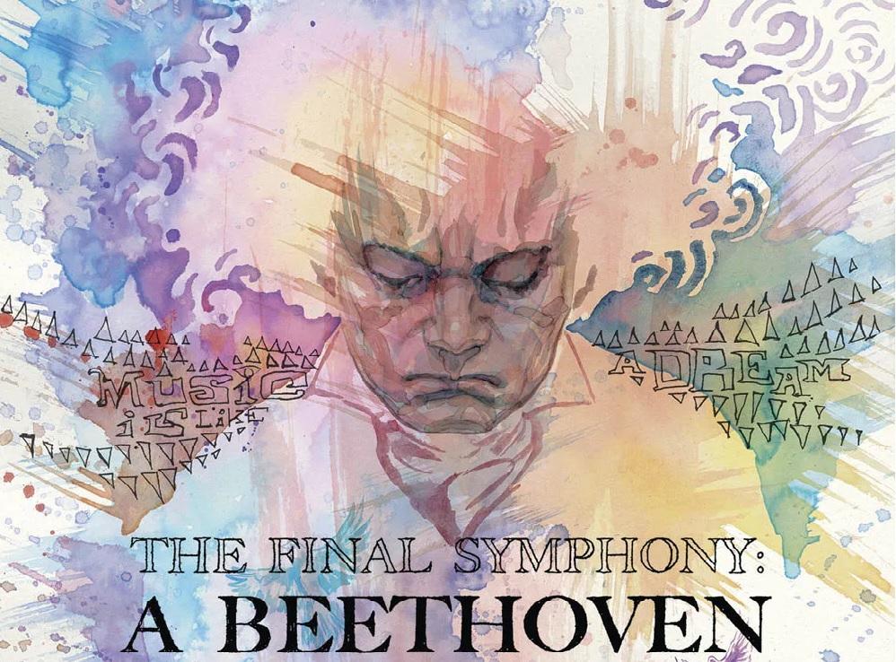 Música clásica y cómic se unen para celebrar el 250 cumpleaños de Beethoven