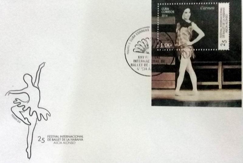 Carmen, una de las obras más conocidas del ballet contemporáneo, fue estrenada en Cuba hace ya más de medio siglo