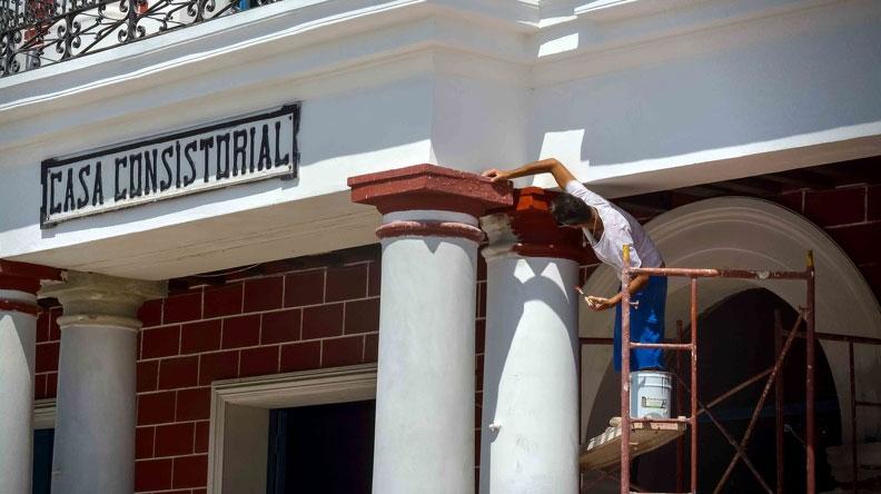 Holguín revive sitios patrimoniales con motivo del aniversario 300 de su fundación