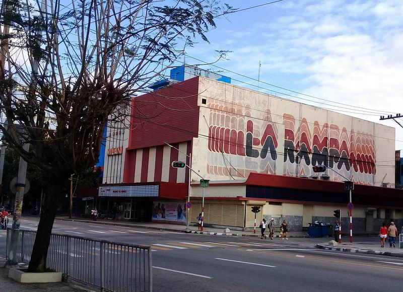 The Local Rampa Movie Theater and its Name