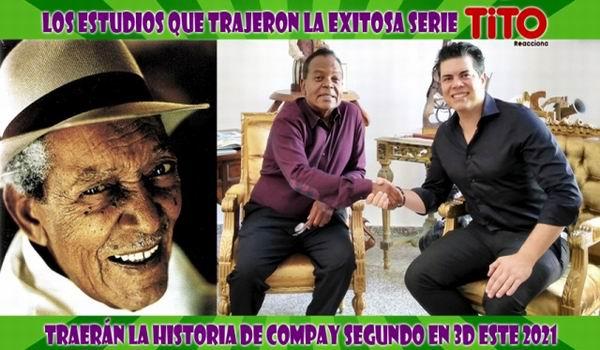 Compay Segundo will reach children as a cartoon produced in Mexico