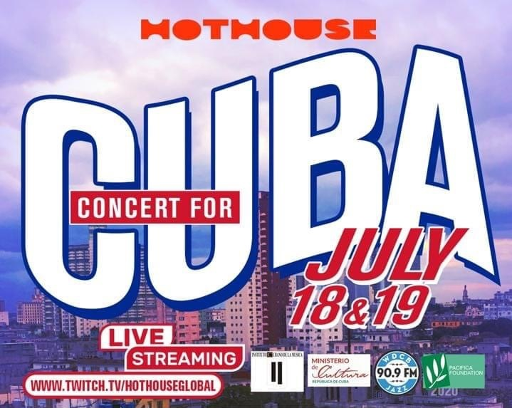 Músicos del mundo se unen de forma virtual en un Concierto por Cuba