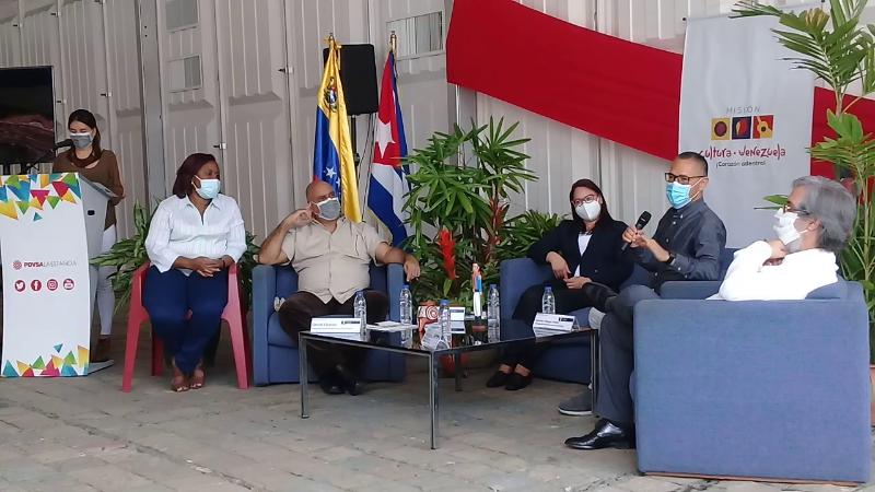 Cuba en el Foro Cultural Comunitario de Venezuela (+Audio y Vídeo)