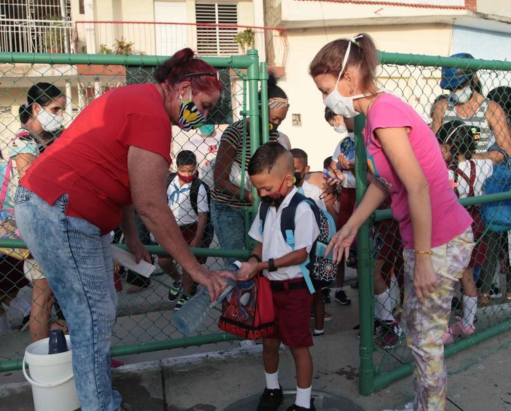 En Audio: Reinician curso escolar 2019-2020 en Cuba