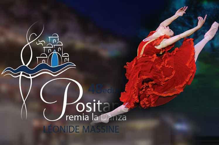 Viengsay Valdes dedicates Positano Dance Prize to Eusebio Leal