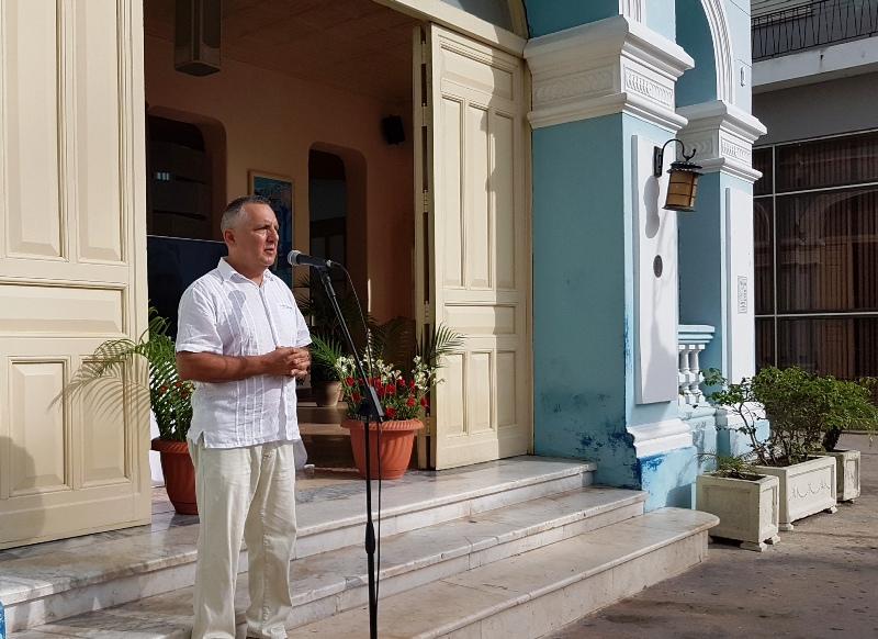 Director de la OHCC agradece las enseñanzas de Eusebio Leal