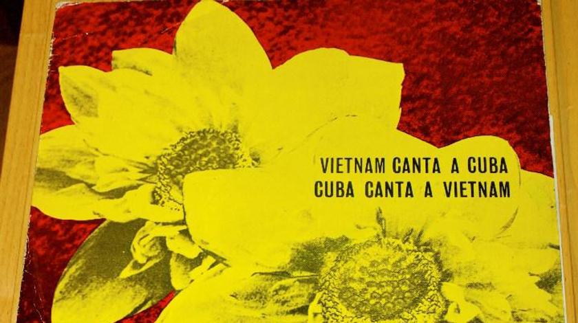 Cuba launches new album dedicated to Vietnam