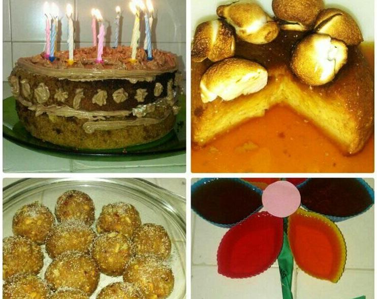 Recetas de dulces caseros, en décimas (+Audio)