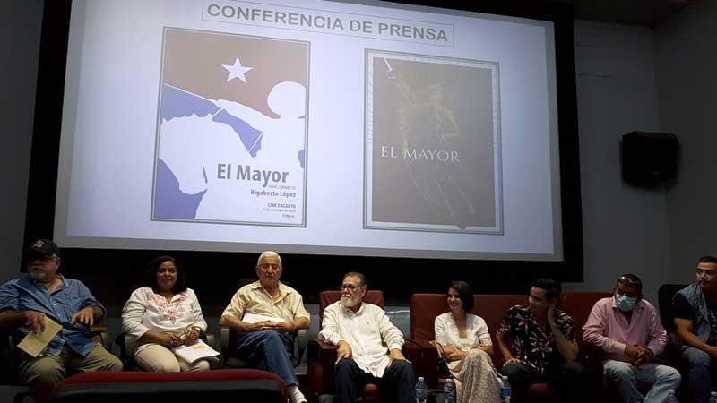 """Primera exhibición de la película """"El Mayor"""" será en Camagüey"""