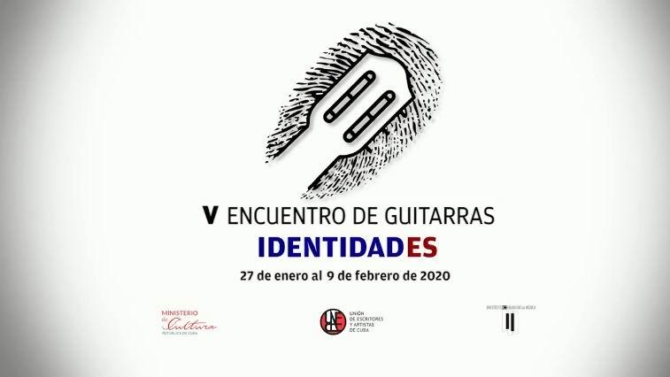 Sesionará en La Habana V Encuentro de Guitarras Identidades