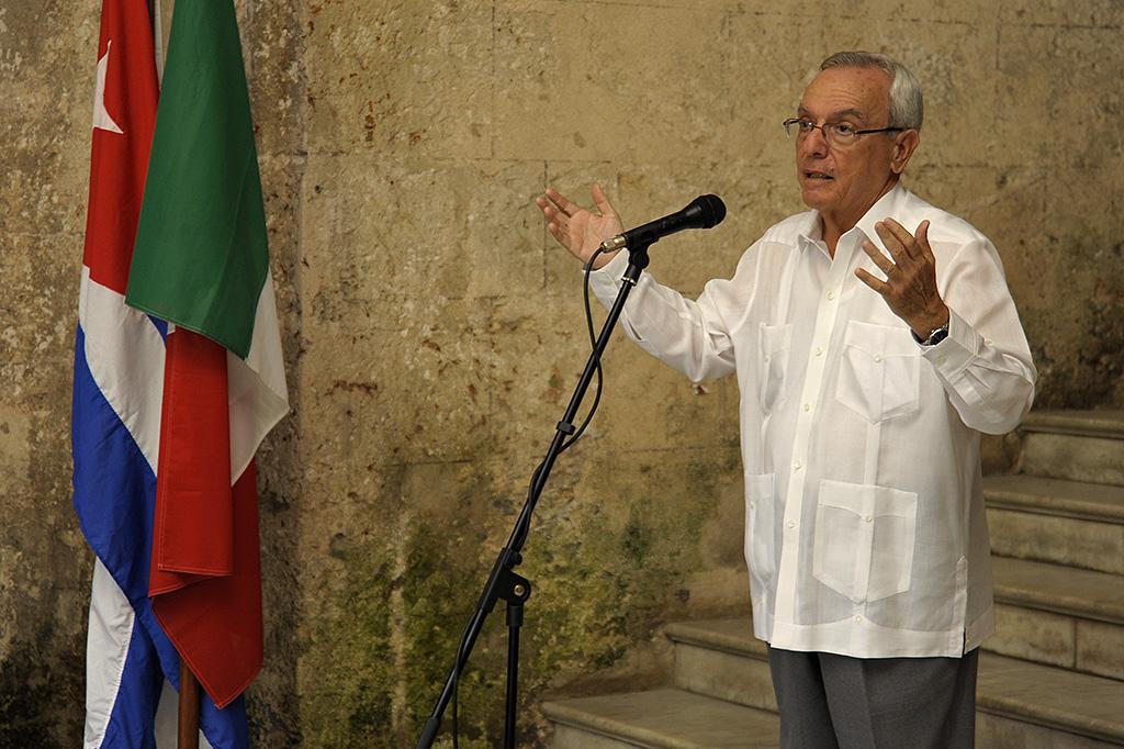 Eusebio Leal: la latinidad en lo cubano