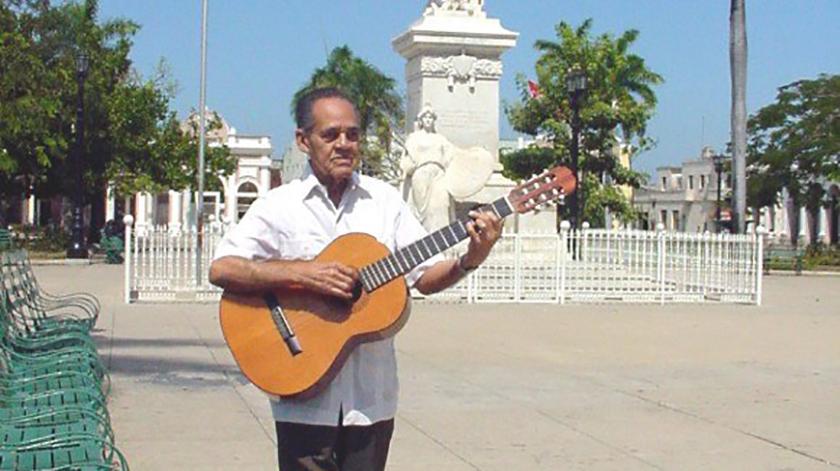 Dedicarán a emblemático músico cienfueguero jornada de la Cultura Cubana