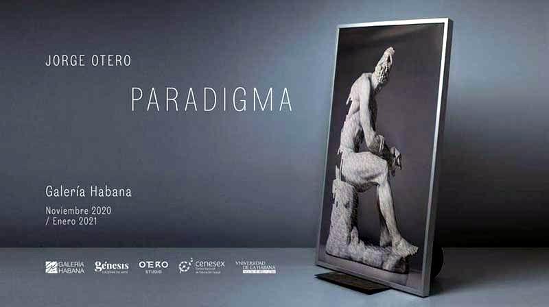 Presentarán en Galería Habana obra de Jorge Otero