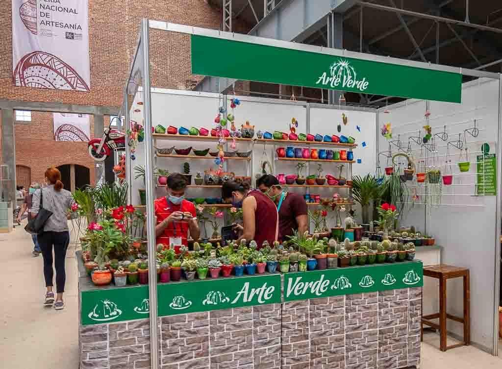 Comienza en La Habana Feria Nacional de Artesanía 2020. Fotos: Sergei Montalvo Aróstegui