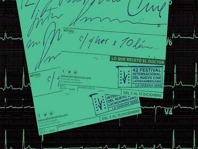 Festival de Cine de La Habana presenta su cartel de la edición 42