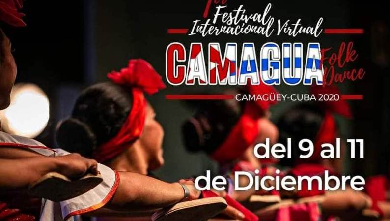 Festival  Internacional virtual Camagua Folk Dance