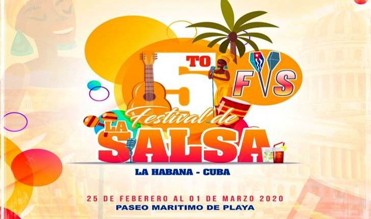 Anuncian próxima edición del Festival de la Salsa en Cuba