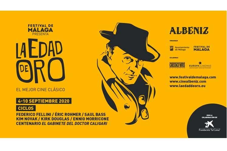 Rendirá homenaje a clásicos del cine el Festival de Málaga